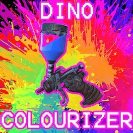 Steam Workshop :: Dino Colourizer!