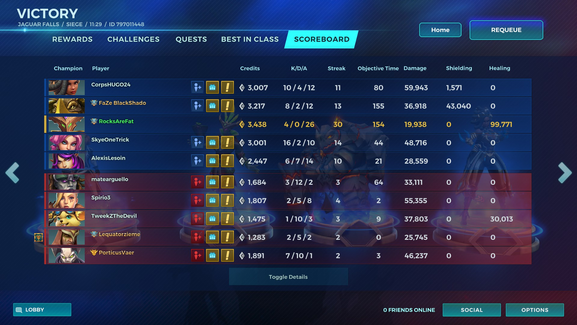 Matchmaking parte 19