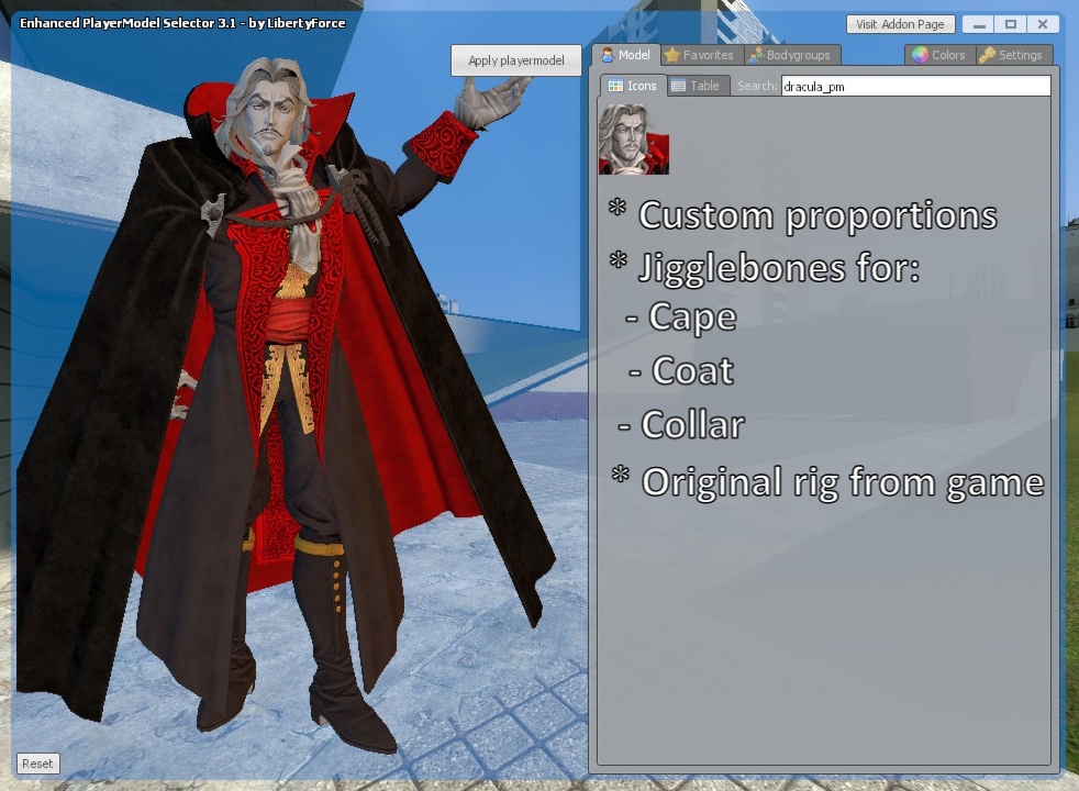 [ Refusée] Changement de Pm pour le Prince (Dracula) ? EA02FF305846444D42A4B9ABD420A6FFD8DA0B10