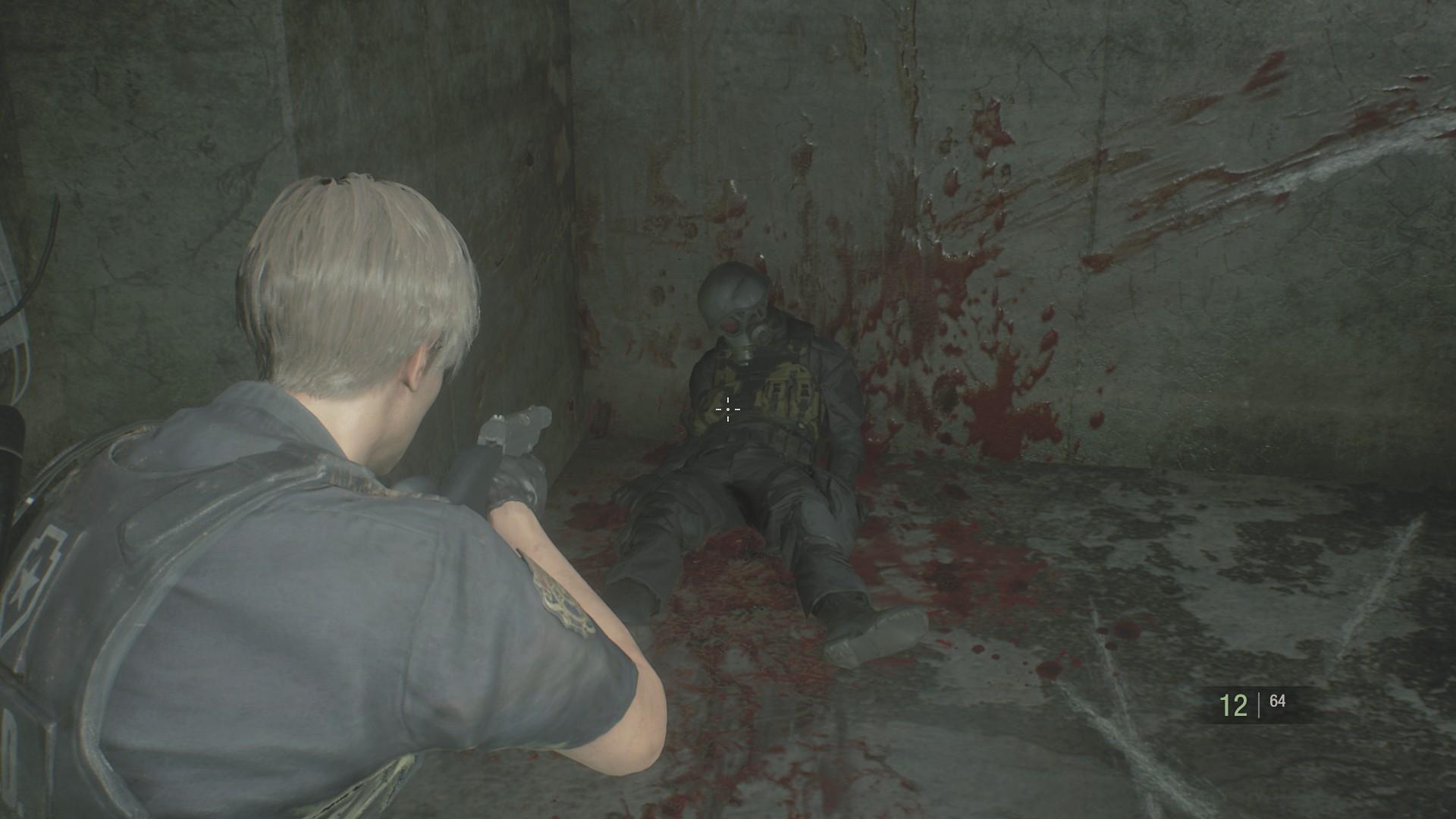 Steam Workshop :: [RESIDENT EVIL 2 Remake] U S S  - Bill DeathPose