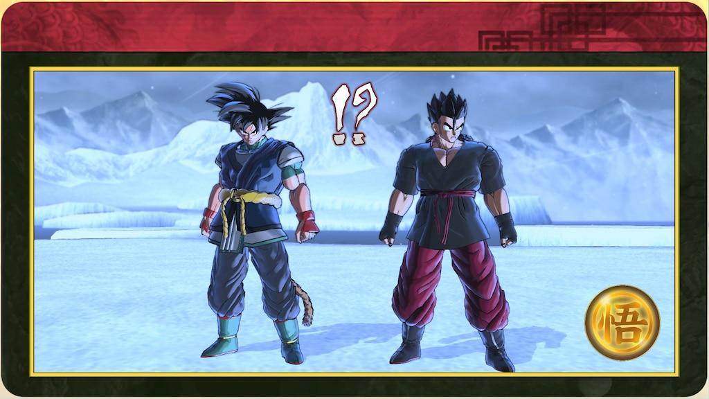 Steam Community Screenshot Goku Absalon And Gohan