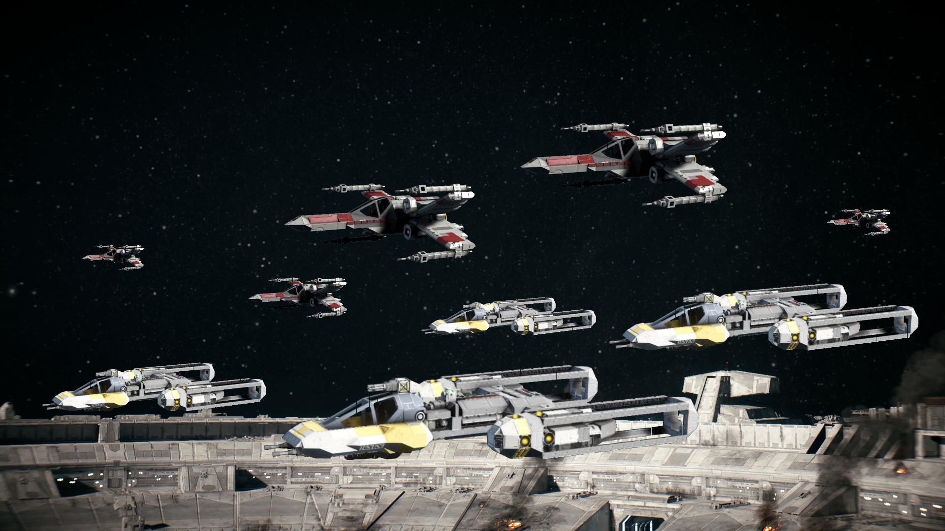 Steam Workshop Star Wars Rebel Alliance