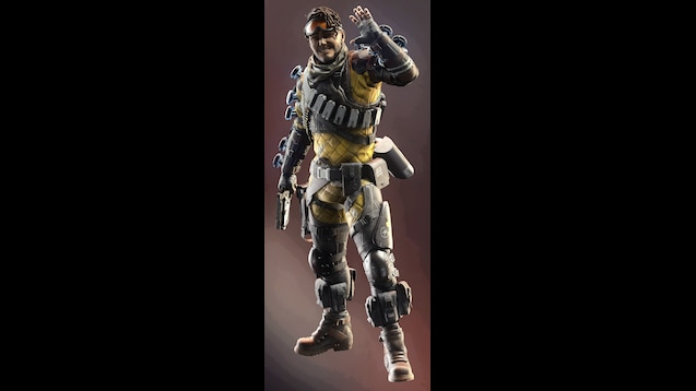 Steam Workshop :: Apex Legends - Mirage [SFM]