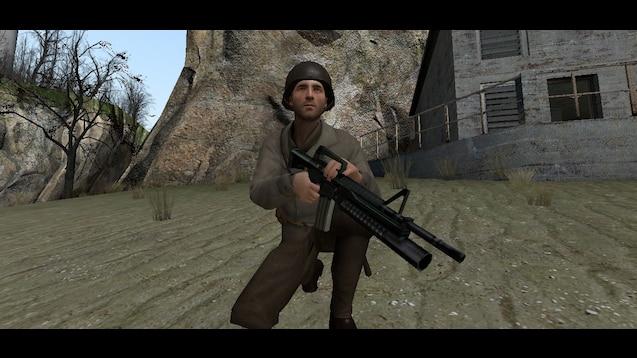Steam Workshop :: Soldier Crouch animation