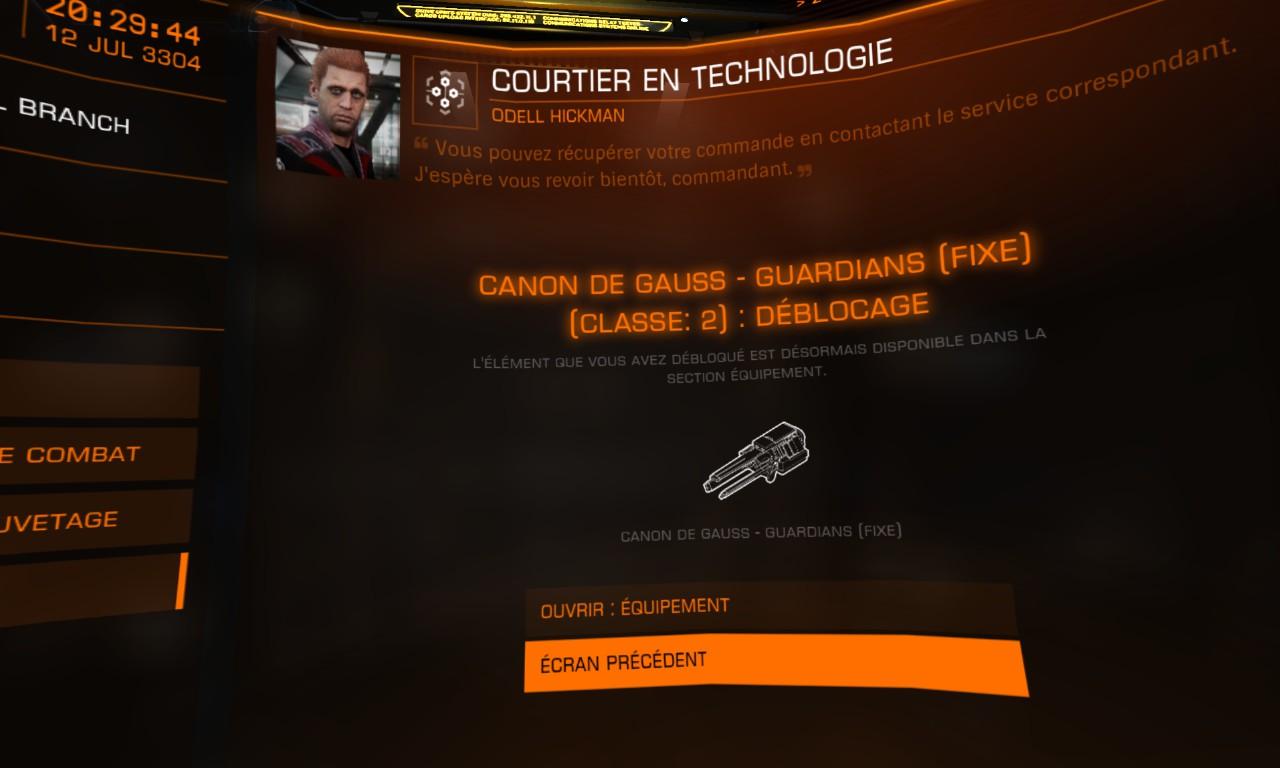 Le canon gauss, enfin !!!