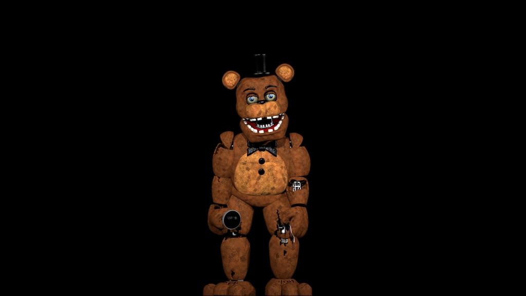 Steam Community :: :: Withered Freddy v5