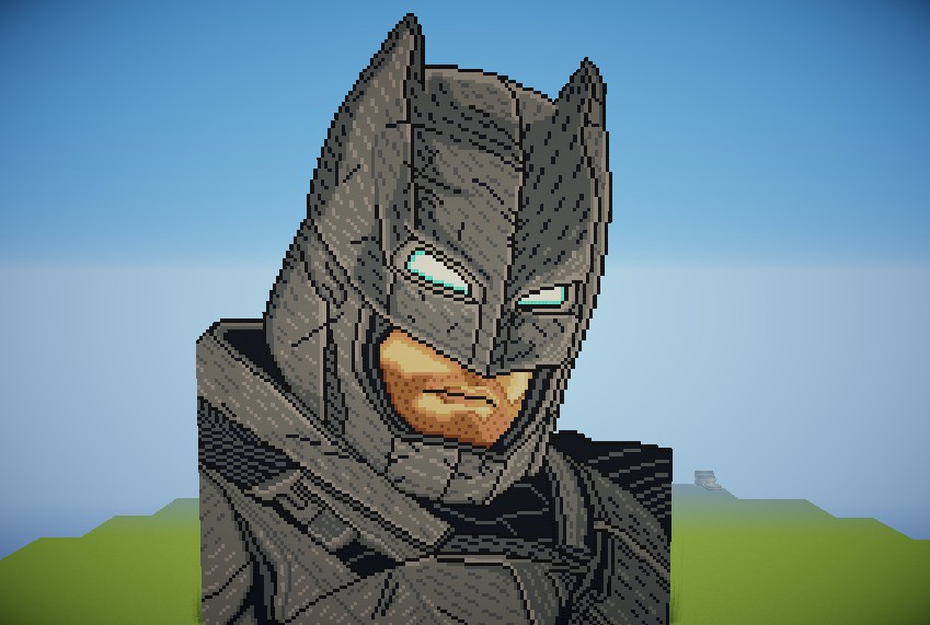 Steam Community Screenshot My Batman Pixel Art