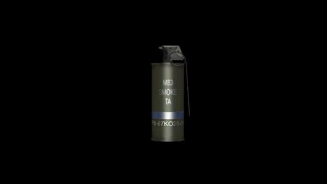 Steam Workshop :: [M18] M83 white smoke grenade