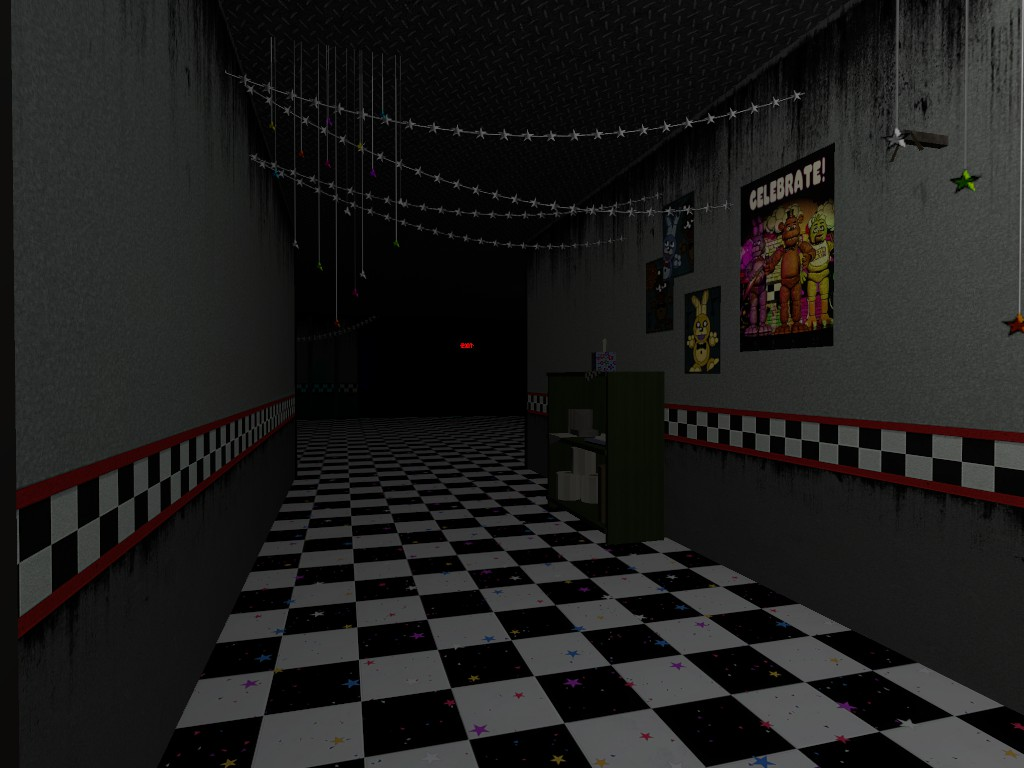 Steam Workshop :: FNaF Ultimate Custom Night Map [NO EVENTS