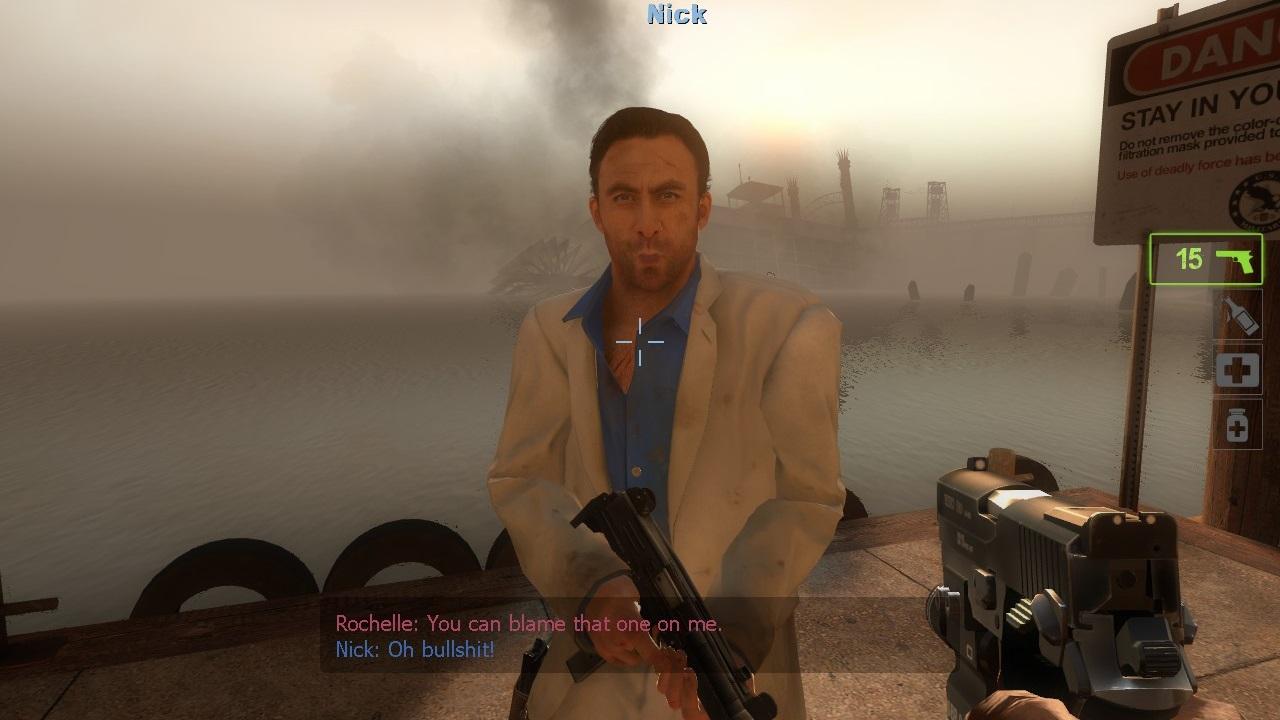 Steam Workshop :: L4D2 Modified Talker - official version