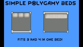 Steam Workshop :: Simple Polygamy Beds