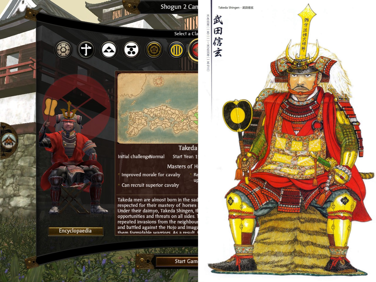 Steam Workshop :: Historically Accurate Daimyo Models
