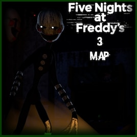 Steam Workshop :: Five Nights at Freddy's 3 Map