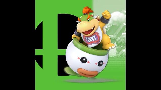 Steam Workshop Super Smash Bros Ultimate Bowser Jr