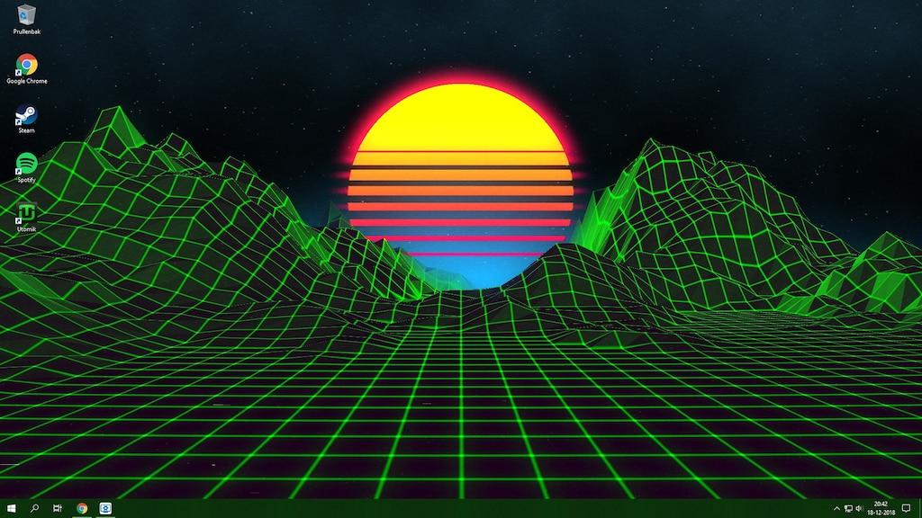 Comunidad Steam Captura Nice Looking Synthwave Live