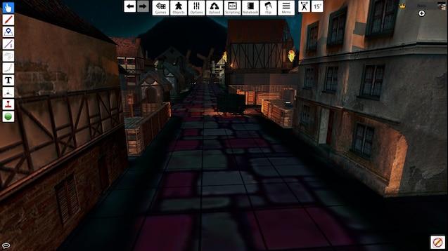Steam Workshop :: D&D Ravenloft: Village of Barovia