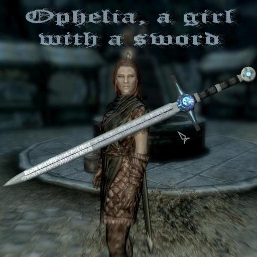 NPC Ophelia画像