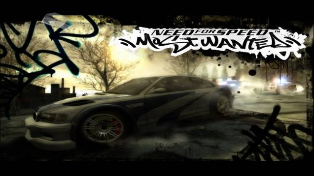 Steam Workshop Need For Speed Most Wanted 2005 Start Logo