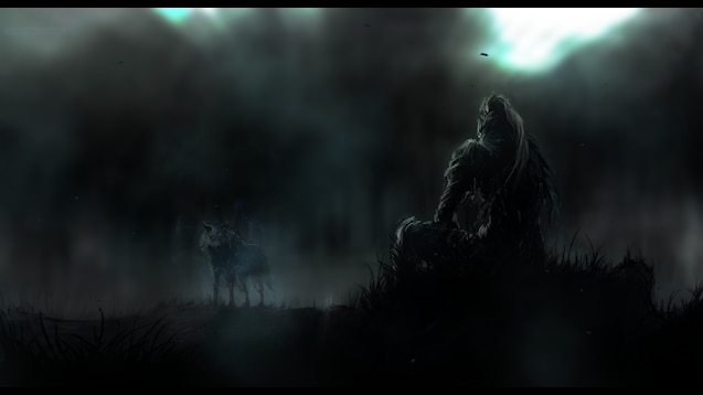 Steam Workshop Sif Artorias Animated Dark Souls