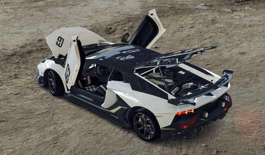 Steam Community Lamborghini Aventador Svj 63 Edition