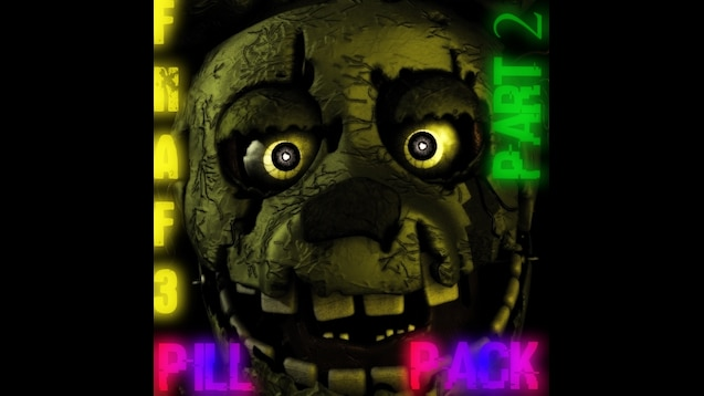 Steam Workshop :: (Part 2) FNaF 3 Killer Age (Discontinued)