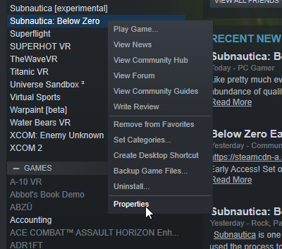 Steam Community :: Guide :: Subnautica: Below Zero Troubleshooting