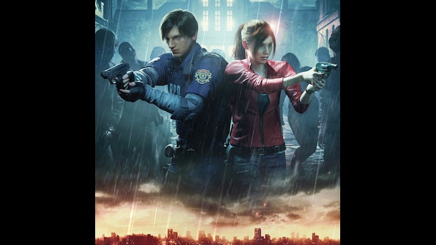 Steam Workshop Resident Evil 2 Remake Live Sound Wallpaper