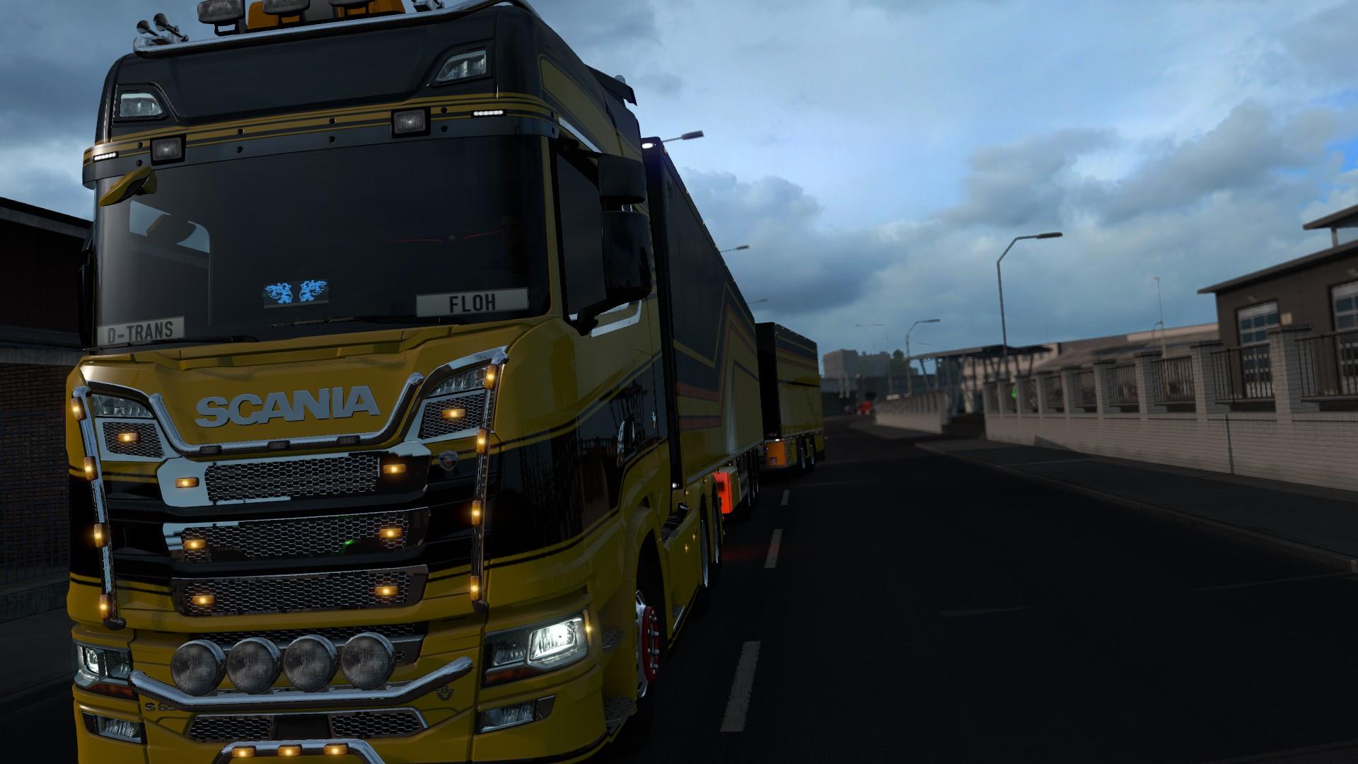ScaniaS
