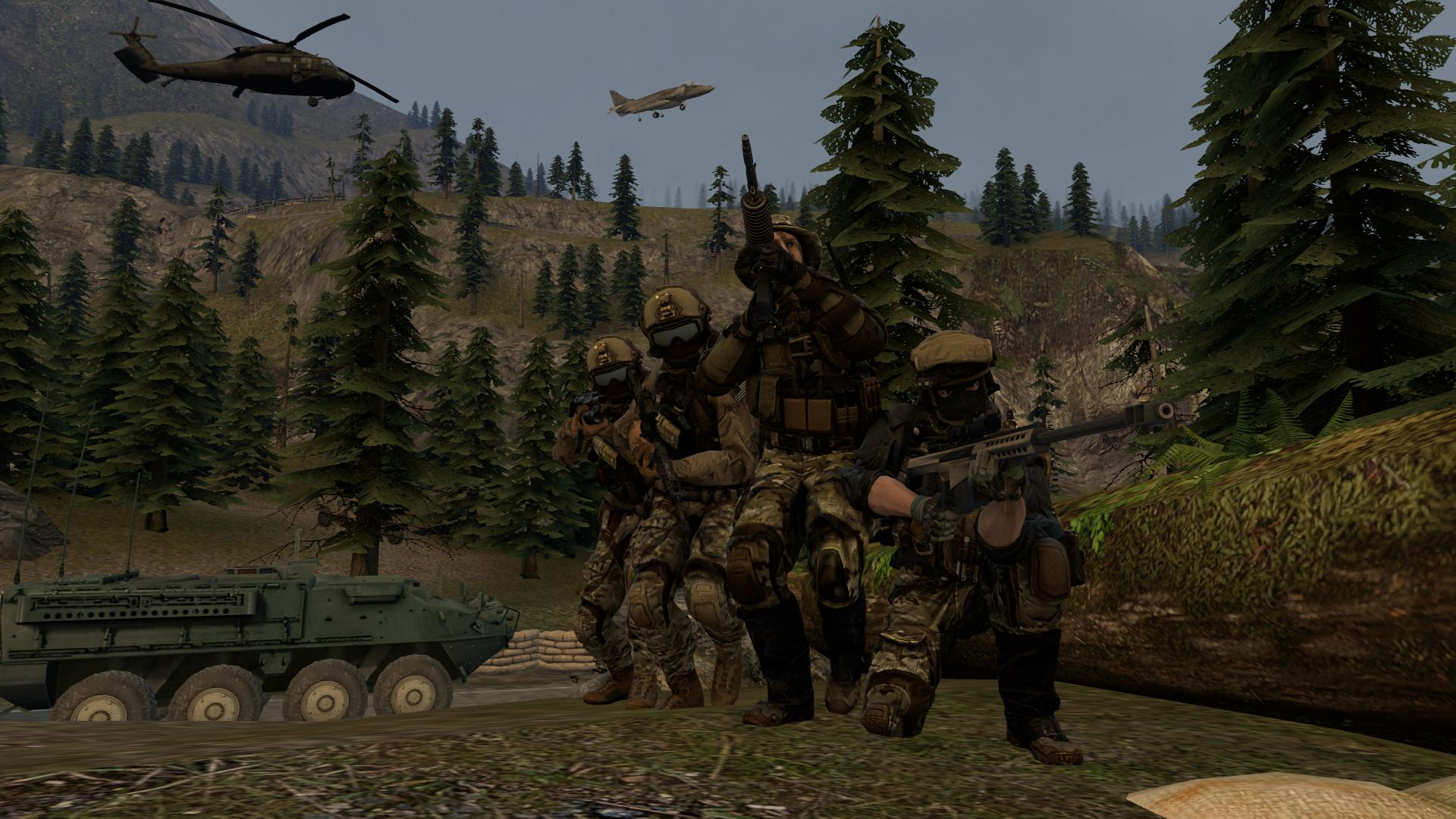 Steam Workshop :: Military Rp server addons