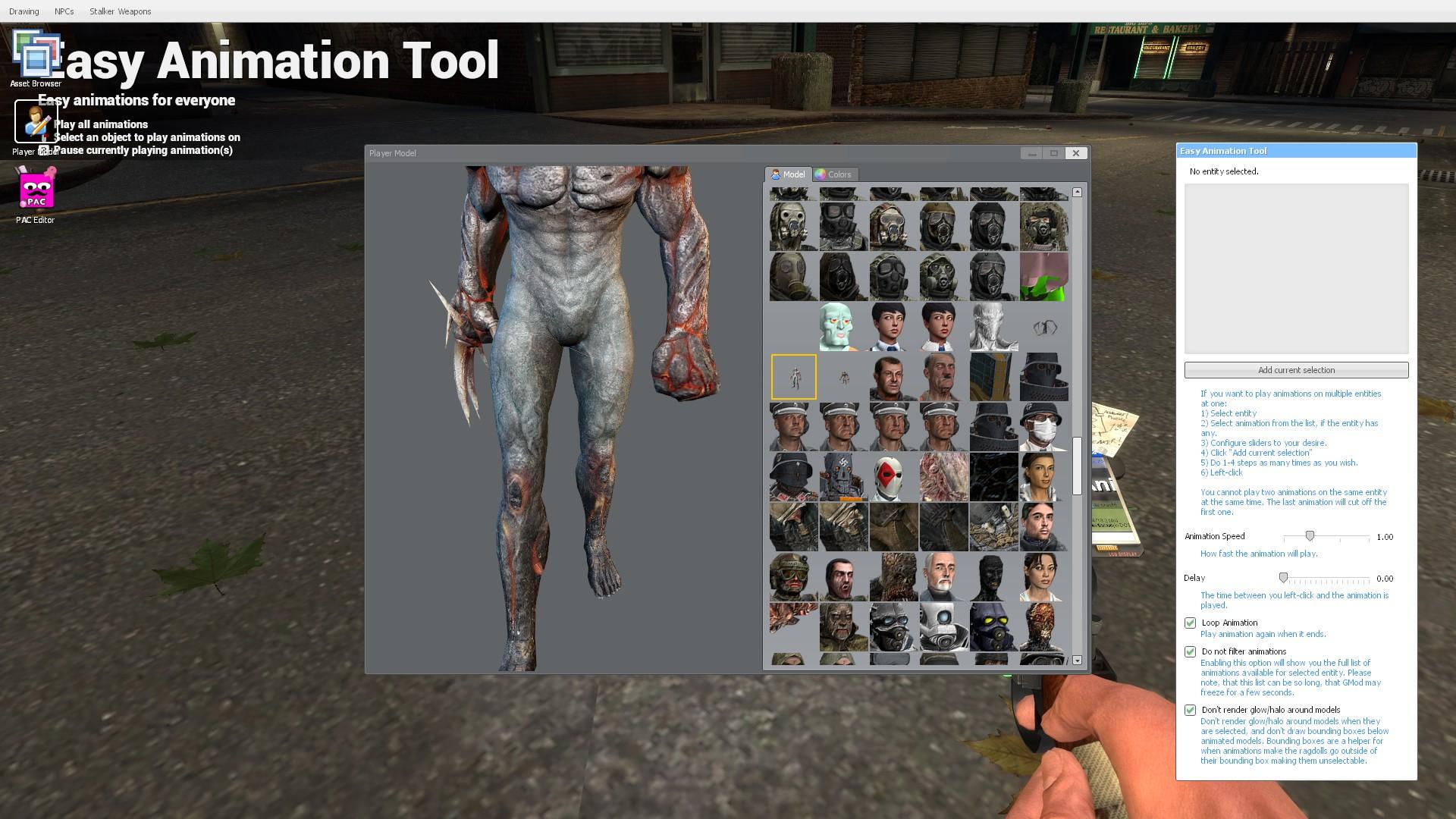 Steam Workshop :: RE Mr  X Tyrant Playermodels