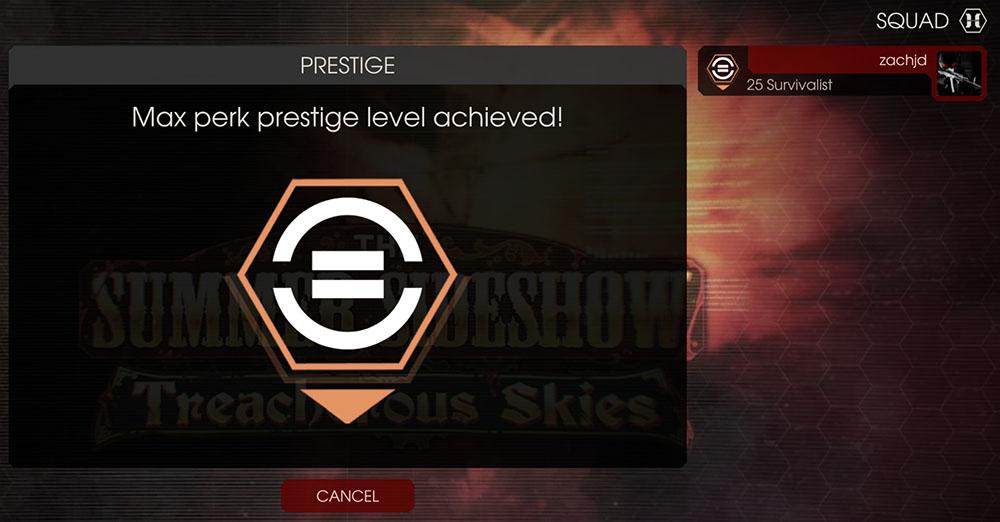 Steam Community Guide Preview All Perk Prestige Emblems