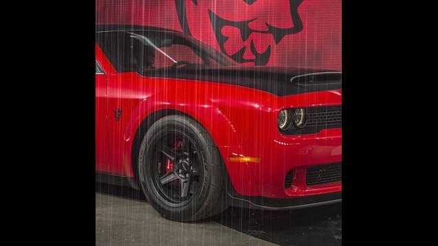 Steam Workshop Dodge Demon Wallpaper 2018