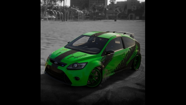Steam Workshop :: The Crew 2 Ford Focus 4k