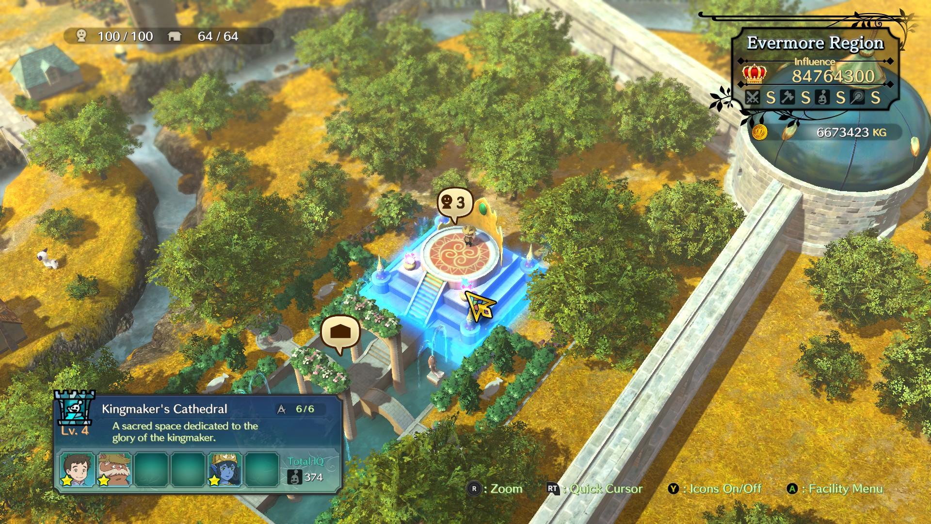 Steam community guide guia definitivo de conquistas a catedral se encontra no canto direito superior do seu reino apartir do nivel 3 fandeluxe Images