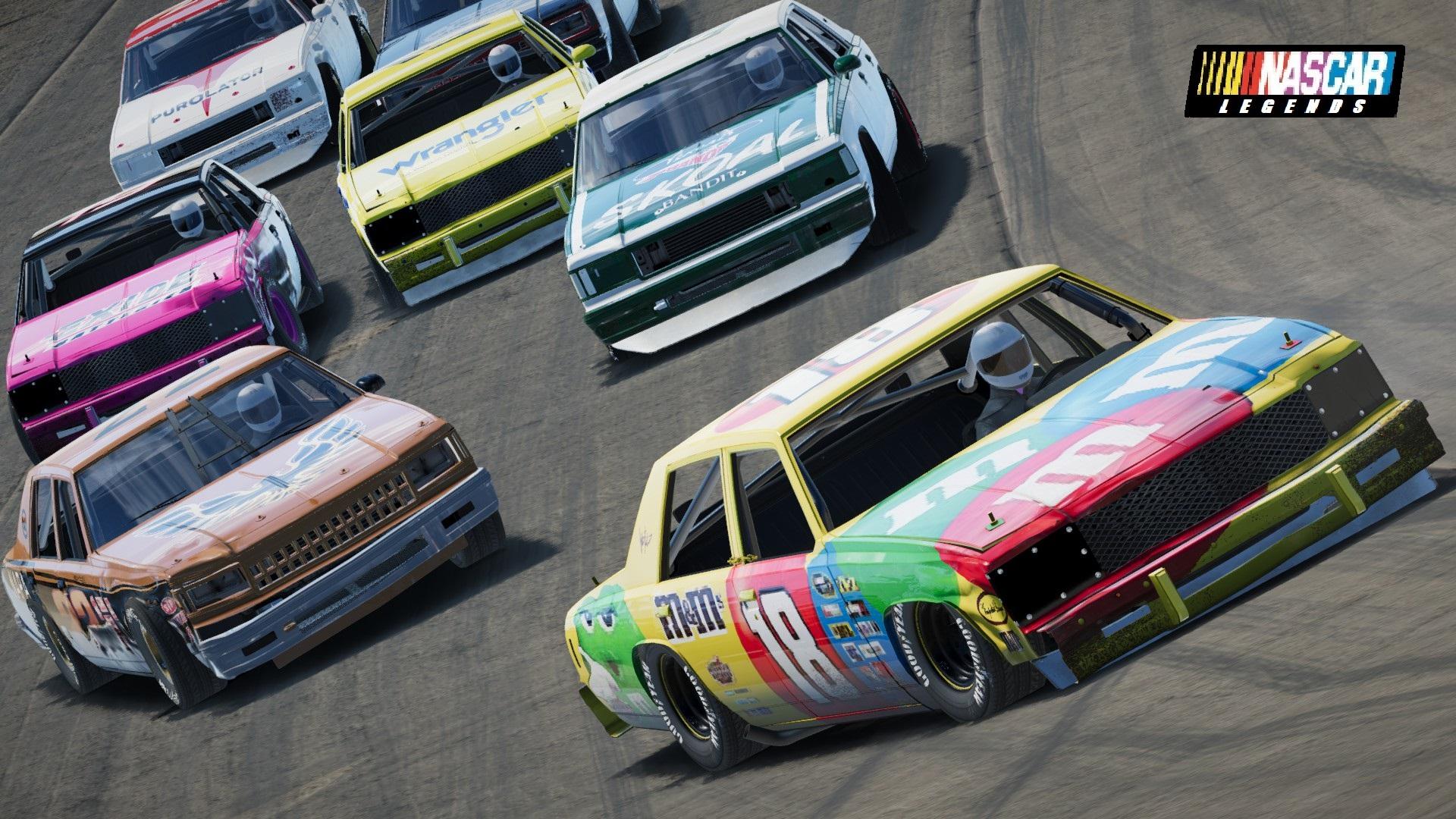 Steam Workshop :: NASCAR LEGENDS SP UPDATED!