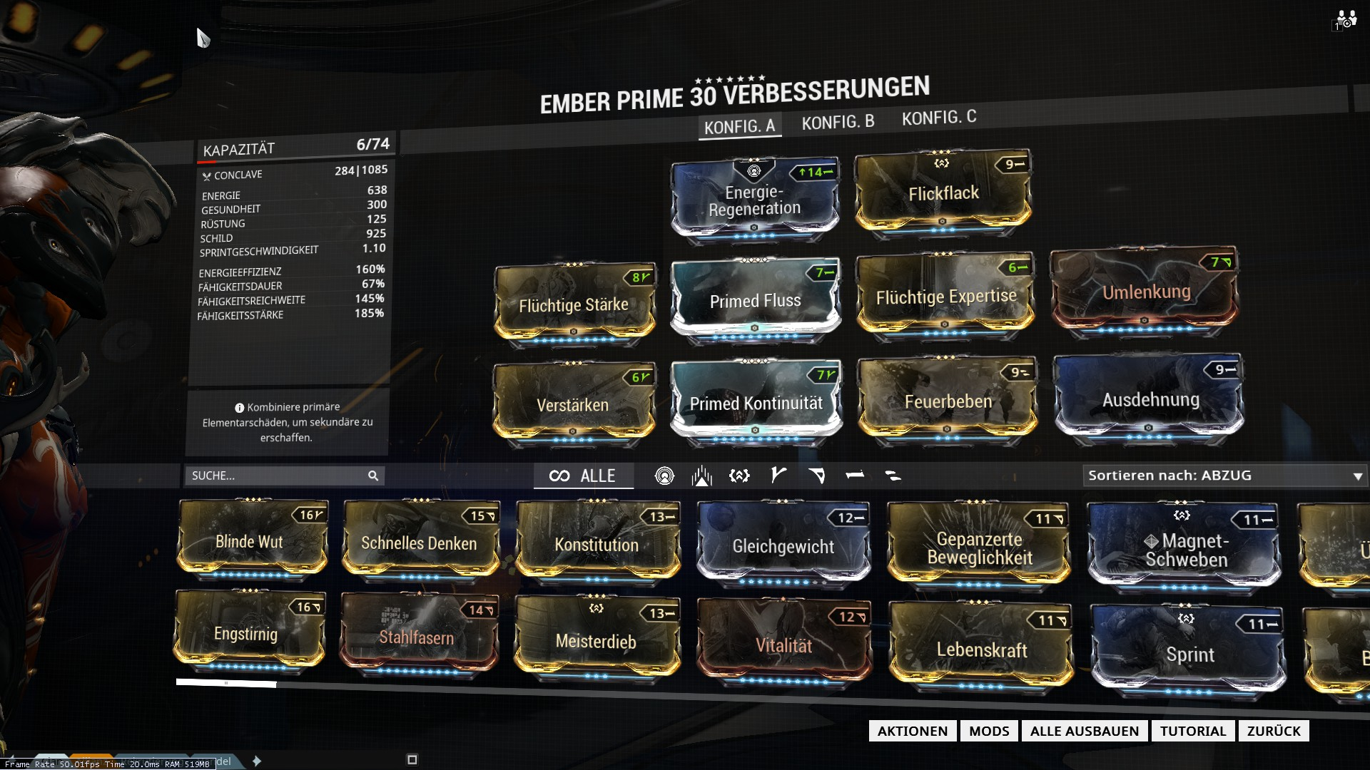 Steam Community Guide Wie Modde Ich Meine Warframes Richtig Possessing a higher energy capacity and shield capacity, as well as an additional polarity. wie modde ich meine warframes richtig