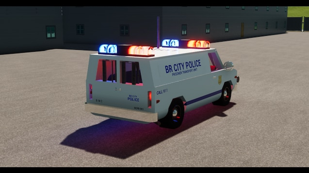 Prisoner Transport Van >> Steam Workshop Prisoner Transport Van