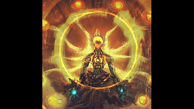 Zenyatta and Transcendence - Overwatch
