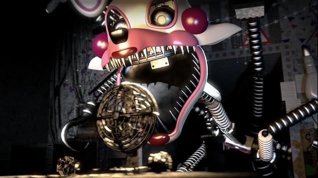 Steam Workshop :: FNaF The Fourth Closet- Mangle
