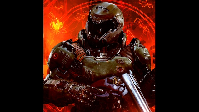 Steam Workshop Doom Slayer Wallpaper