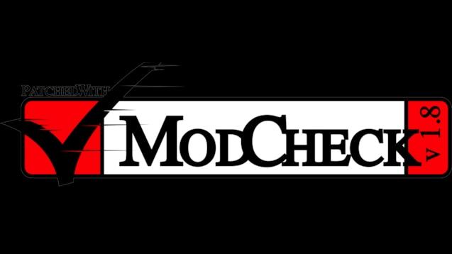 Steam Workshop :: ModCheck