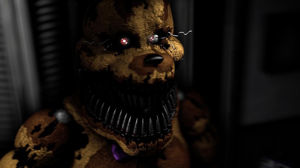 Steam Community :: :: Nightmare Fredbear