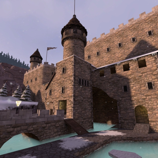 Teufortress (Medieval CTF)