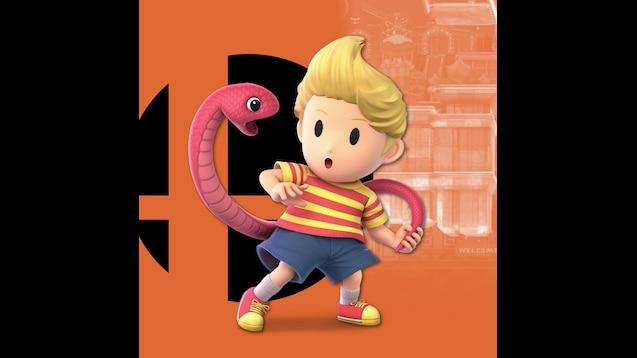 Steam Workshop :: Super Smash Bros Ultimate - Lucas