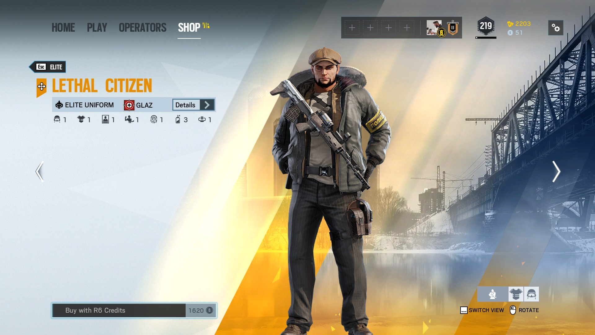 Steam Community :: Guide :: Rainbow Six Siege - All Elite Skins and
