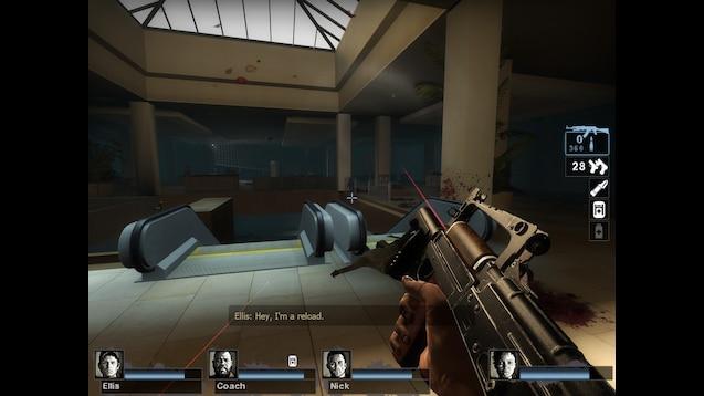 Steam Workshop :: OTs-14 Groza (for AK)