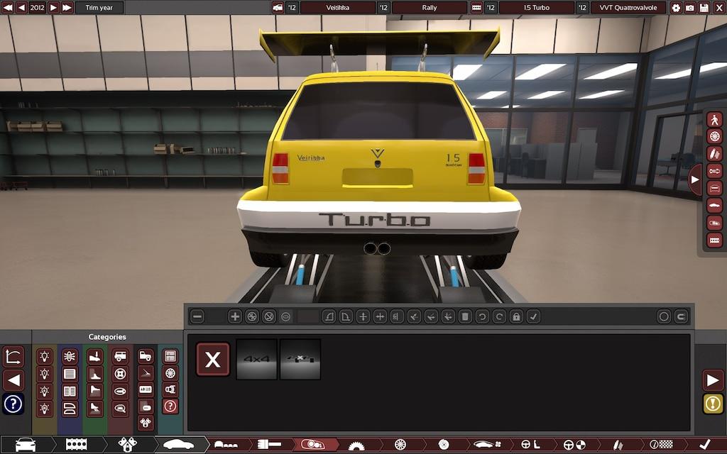 The Car Company >> Steam Community Screenshot Lisaa Turboa Turbo Tekee