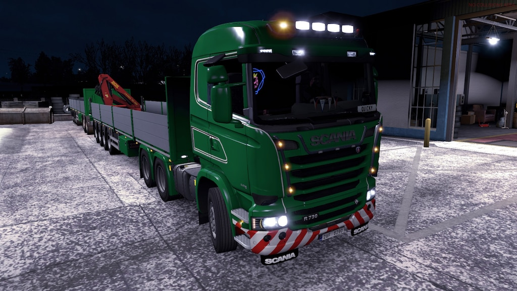 Steam Community :: Screenshot :: My Scania truck with new