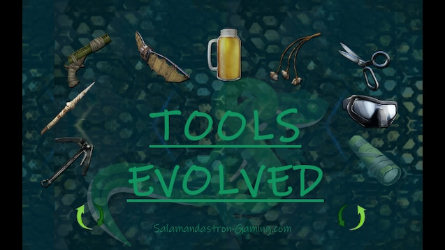 Steam Workshop :: Tools Evolved