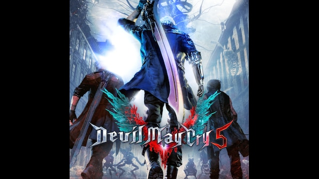 Steam Workshop Devil May Cry 5 Live Hd Wallpaper